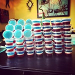 INDEPENDENCE JELL-O-SHOTS!