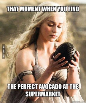 Avocados are awesome